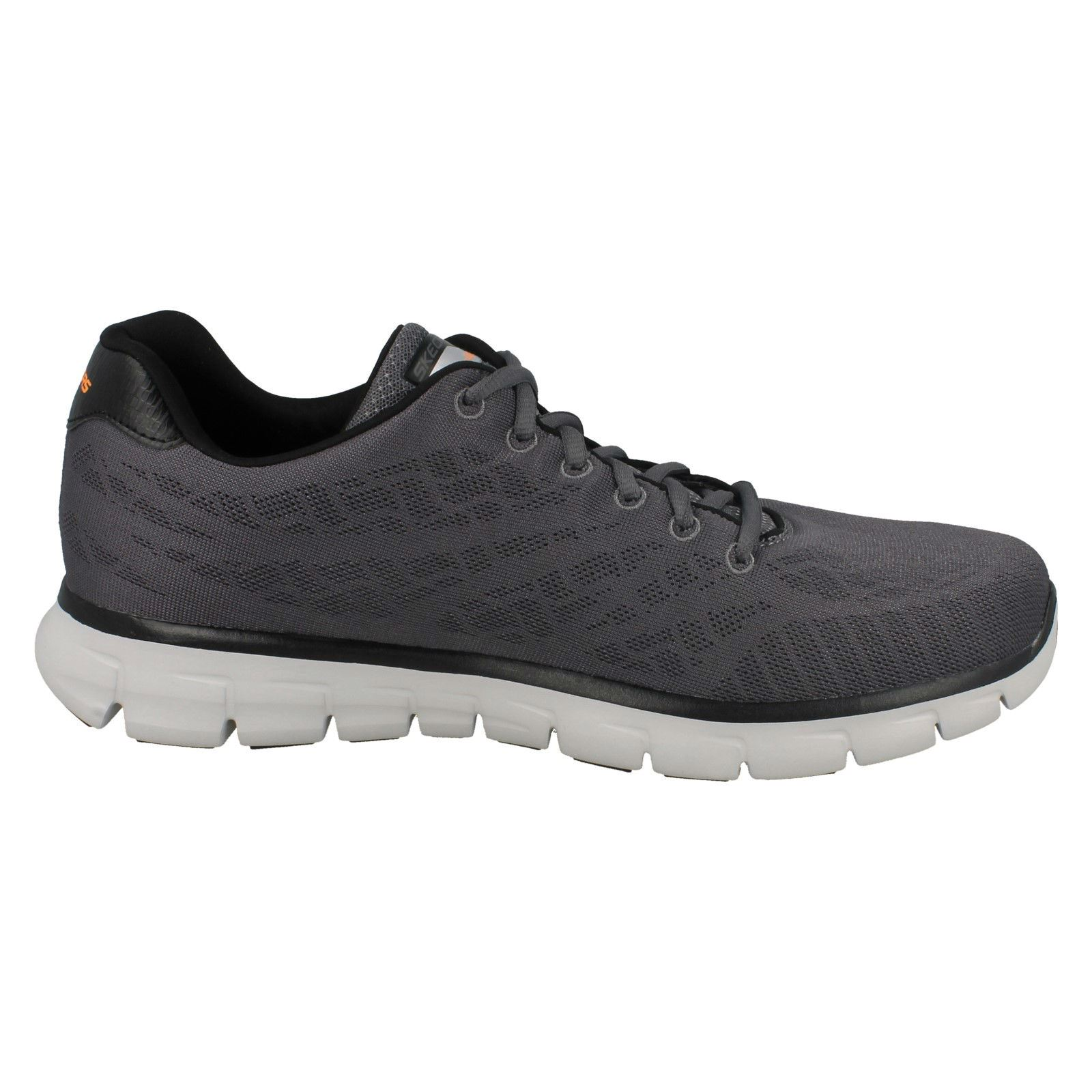 Mens-Skechers-Casual-Trainer-Synergy-Fine-Tune thumbnail 13