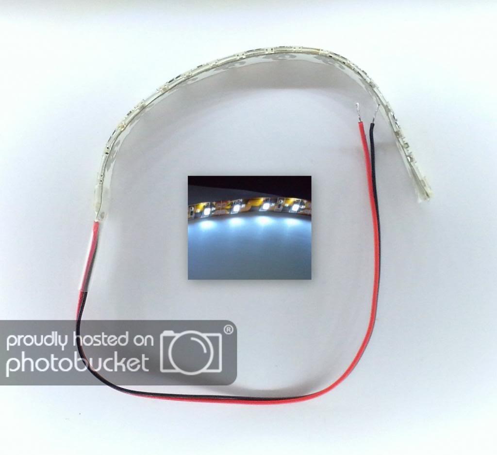 Scalextric decoraci n 12v tiras de luz led doble densidad versi n ebay - Decoracion scalextric ...