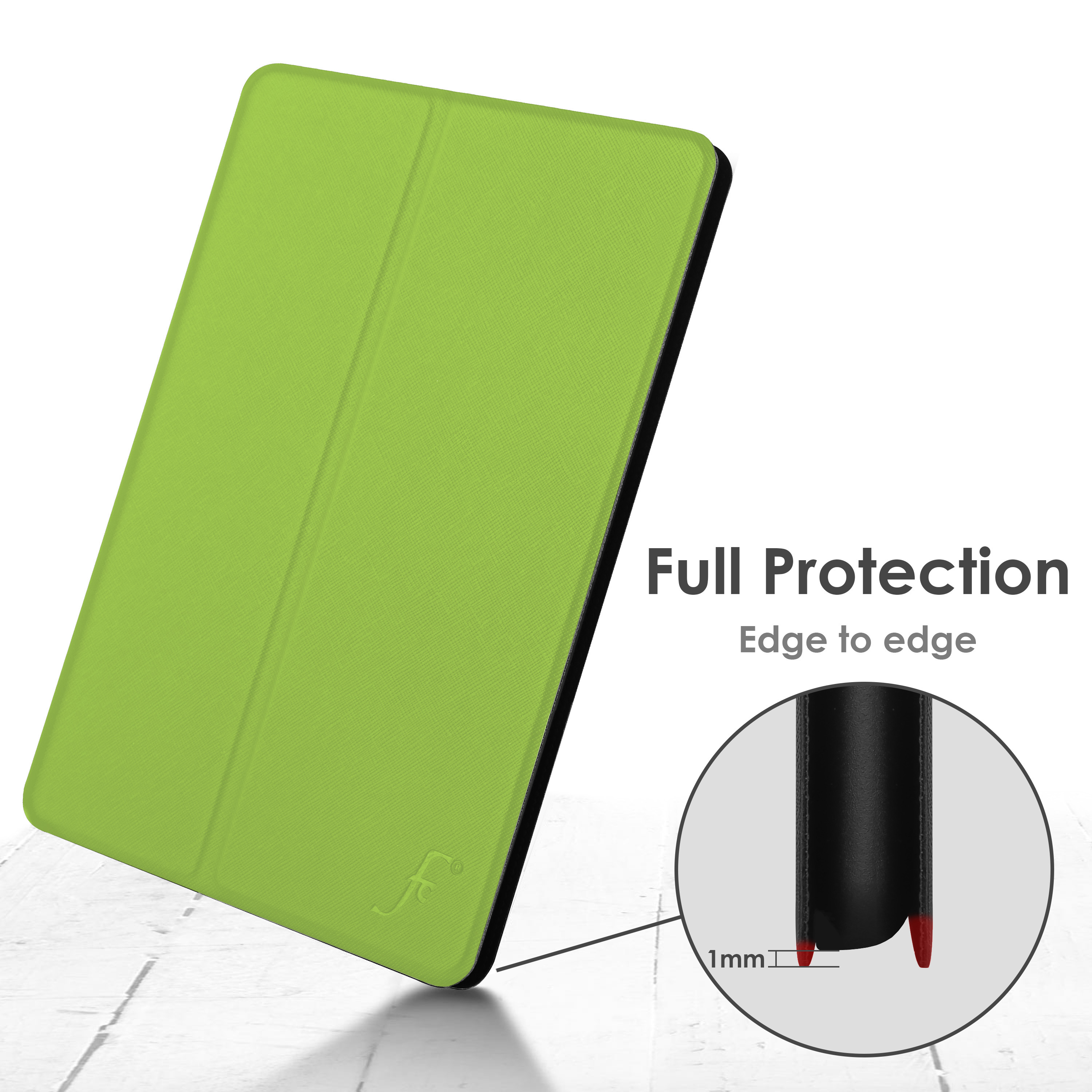 miniature 30 - Samsung Galaxy Tab A 10.1 2019 Étui Magnétique Protection & Support + Stylet