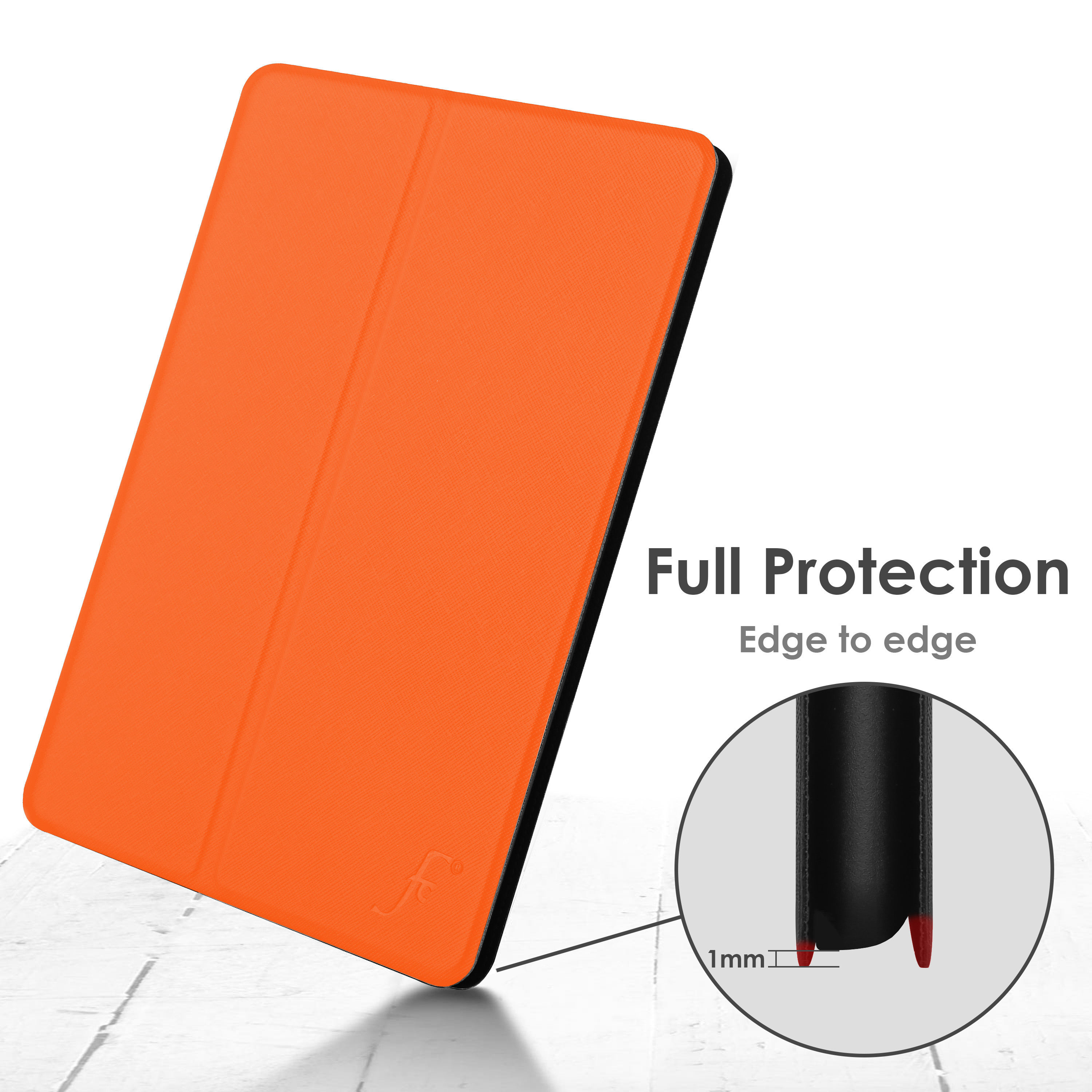 miniature 46 - Samsung Galaxy Tab A 10.1 2019 Étui Magnétique Protection & Support + Stylet