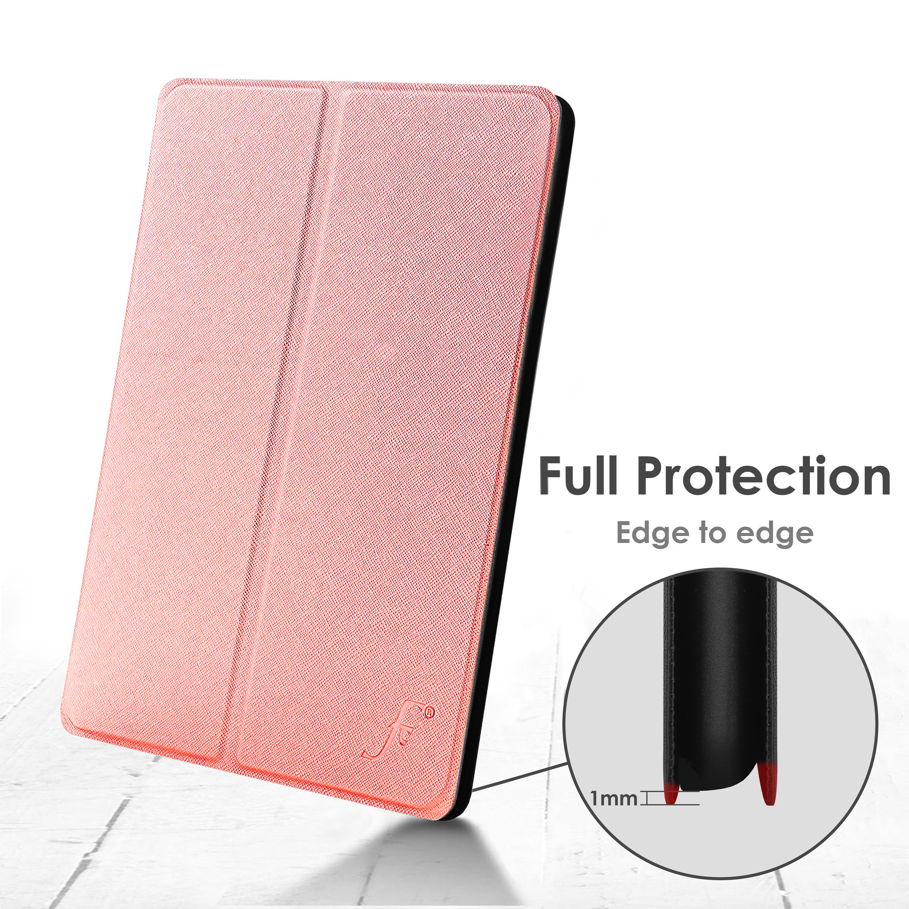 miniature 78 - Samsung Galaxy Tab A 10.1 2019 Étui Magnétique Protection & Support + Stylet