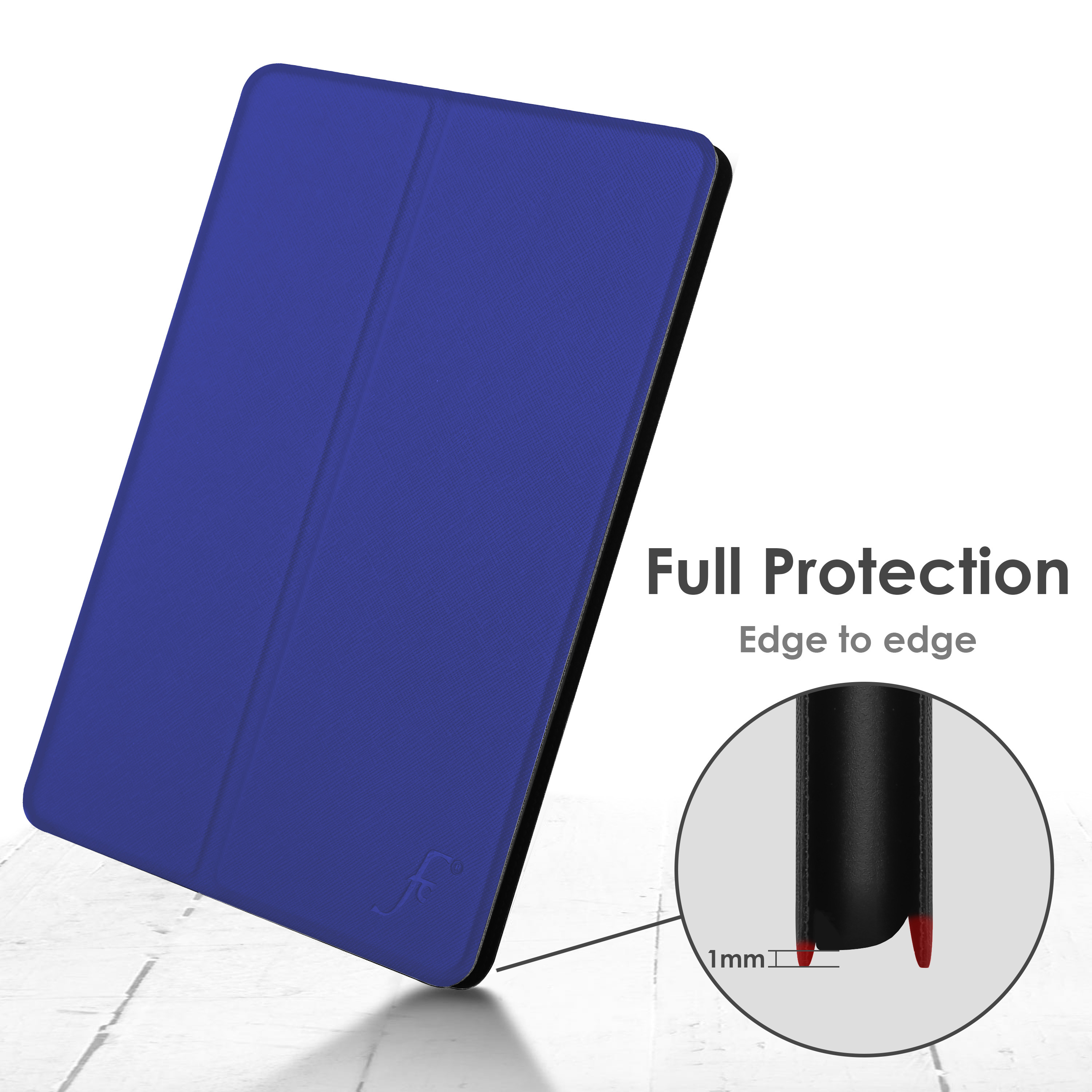 miniature 86 - Samsung Galaxy Tab A 10.1 2019 Étui Magnétique Protection & Support + Stylet