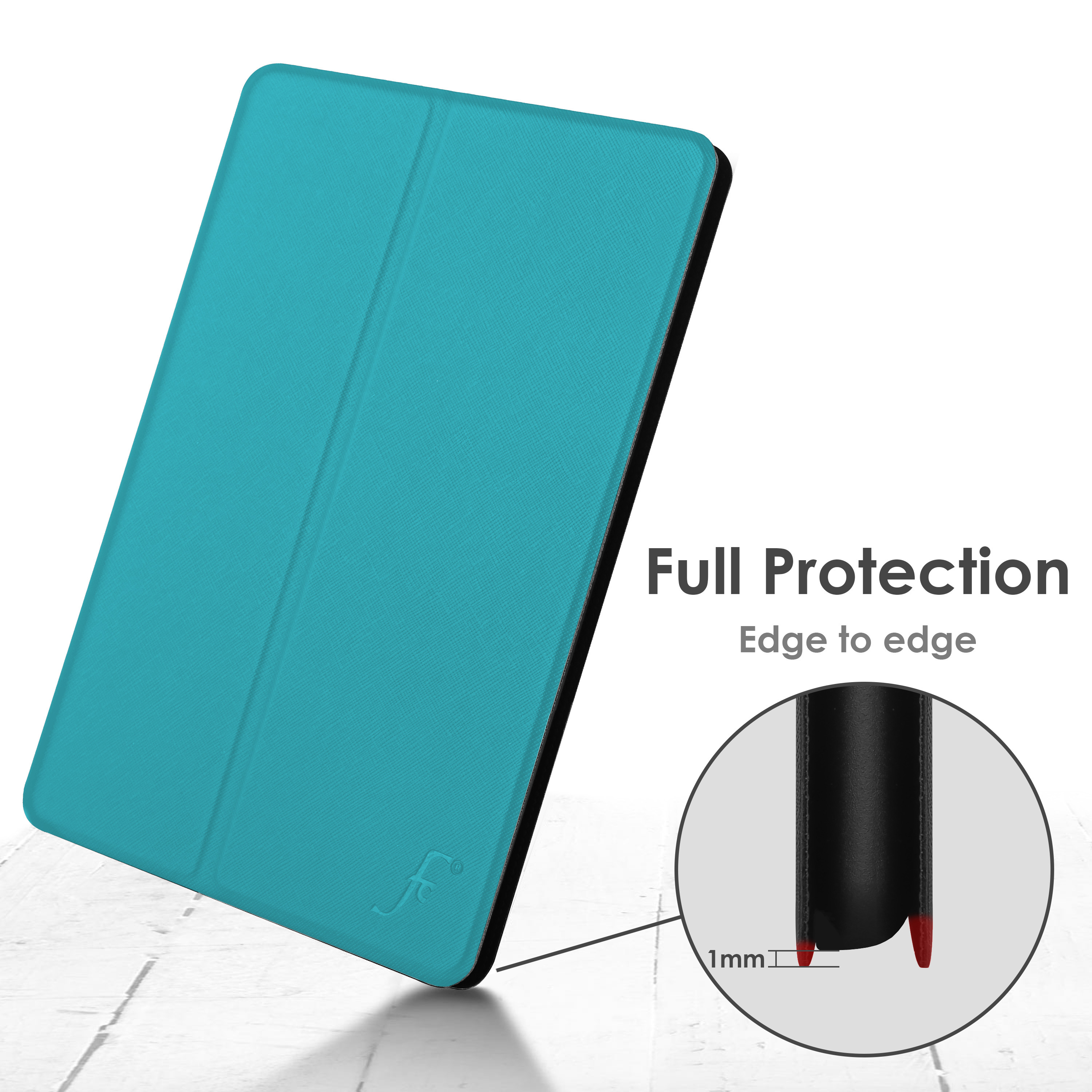 miniature 94 - Samsung Galaxy Tab A 10.1 2019 Étui Magnétique Protection & Support + Stylet