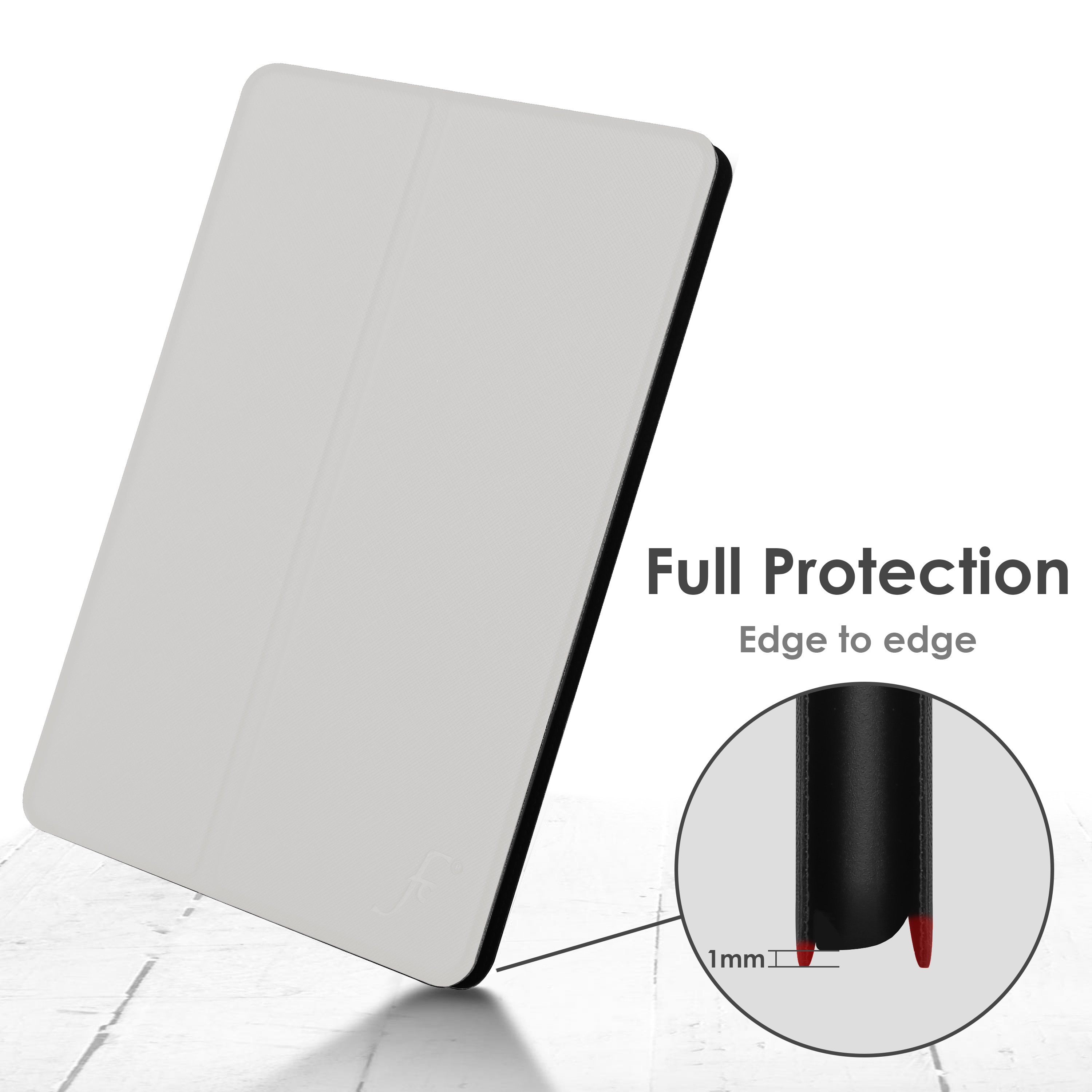 miniature 102 - Samsung Galaxy Tab A 10.1 2019 Étui Magnétique Protection & Support + Stylet