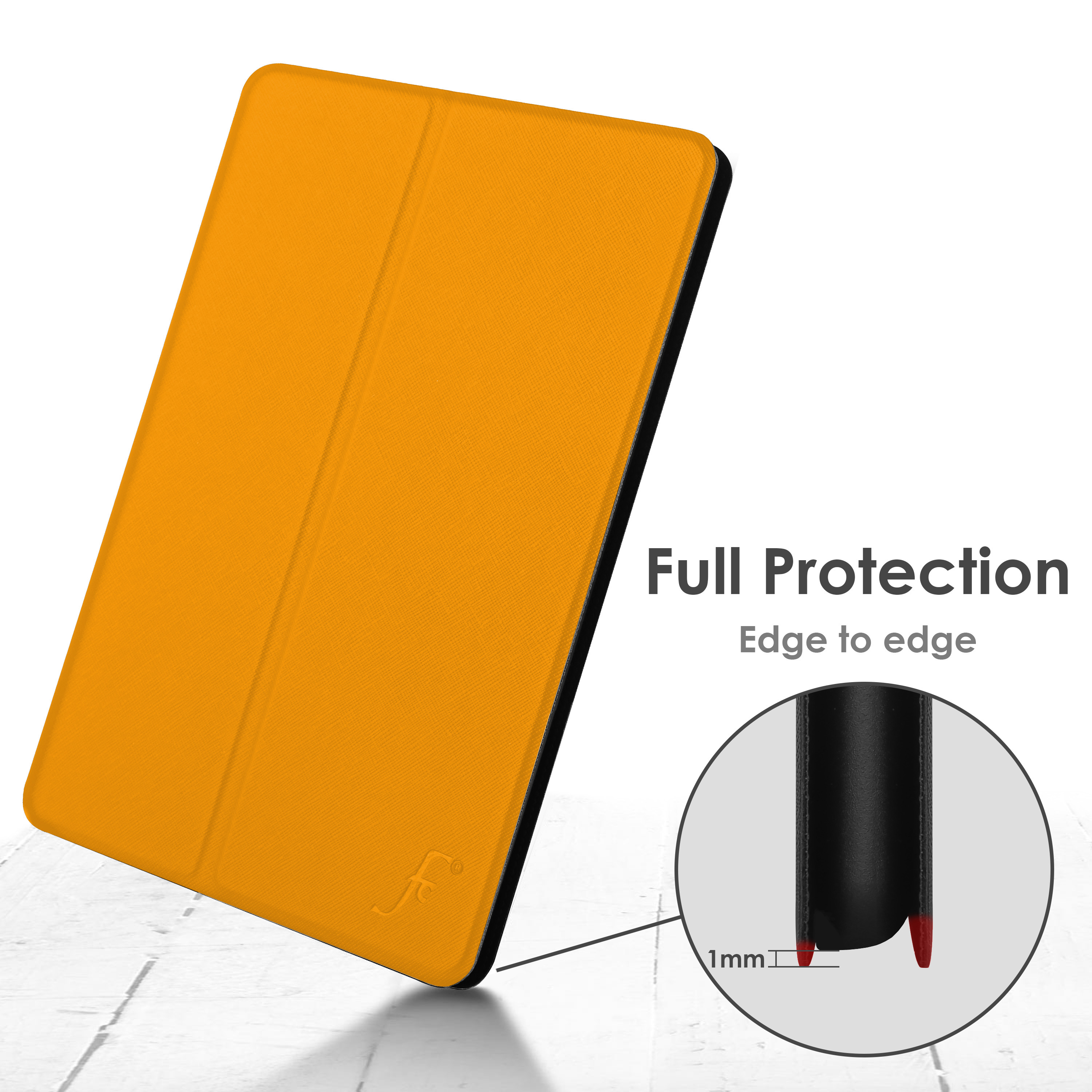 miniature 110 - Samsung Galaxy Tab A 10.1 2019 Étui Magnétique Protection & Support + Stylet