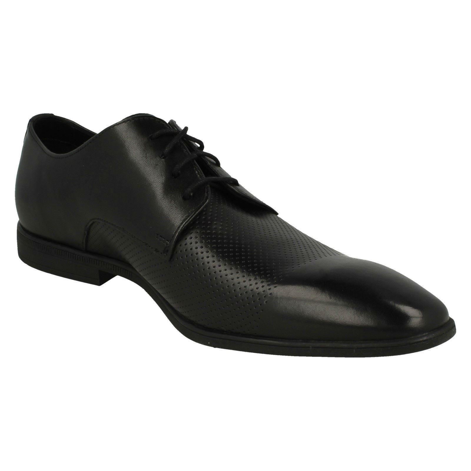 CLARKS uomo lacci scarpe formale Bampton CAPPELLO Scarpe classiche da uomo