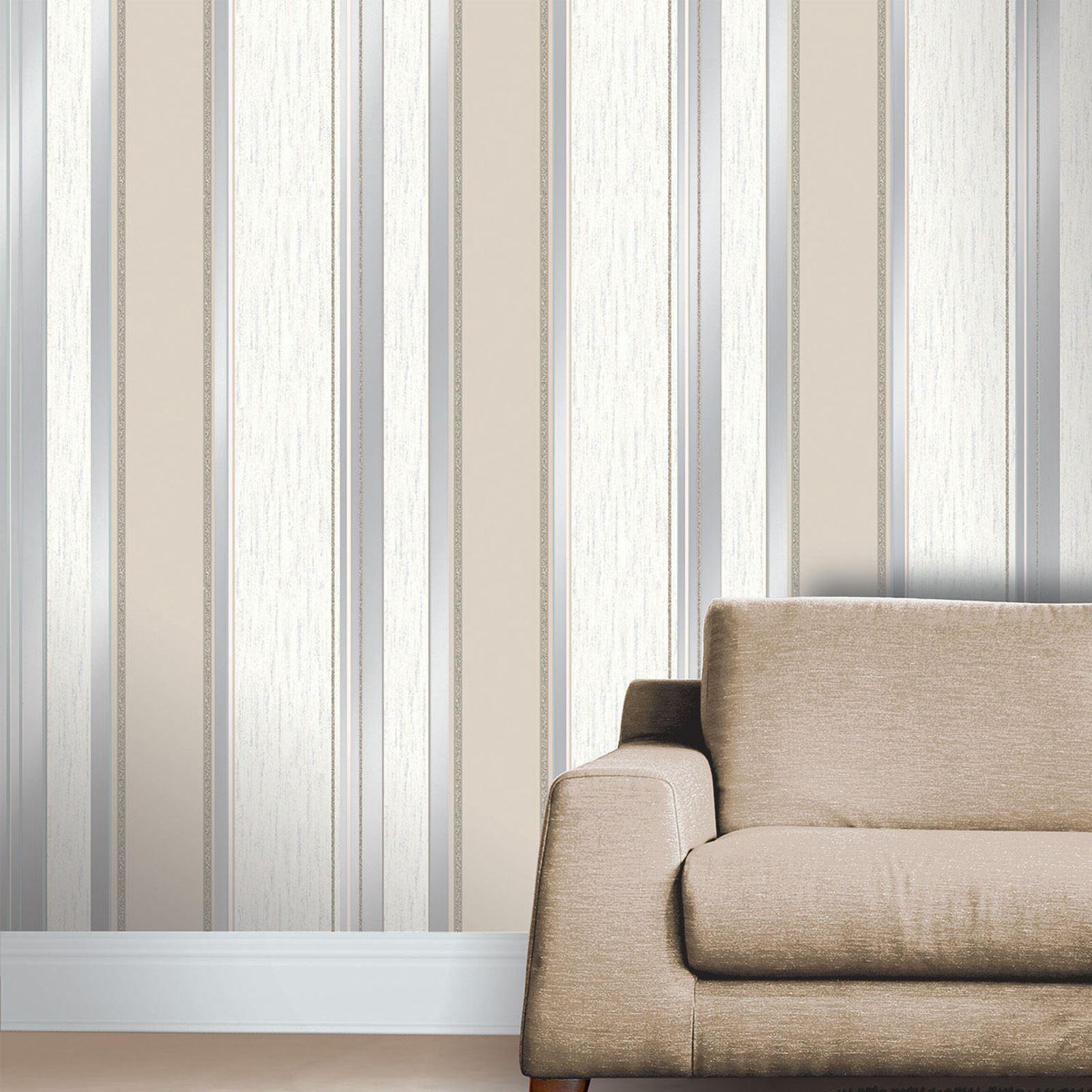 vymura synergie streifen glitzer tapete luxus metallisch t rkis schwarz gold ebay. Black Bedroom Furniture Sets. Home Design Ideas