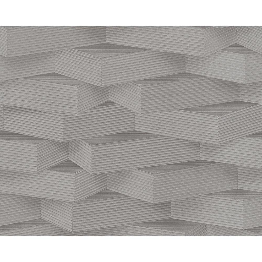 Nuevo as creation 3d efecto bloque de madera estampado for Arthouse jardin wallpaper