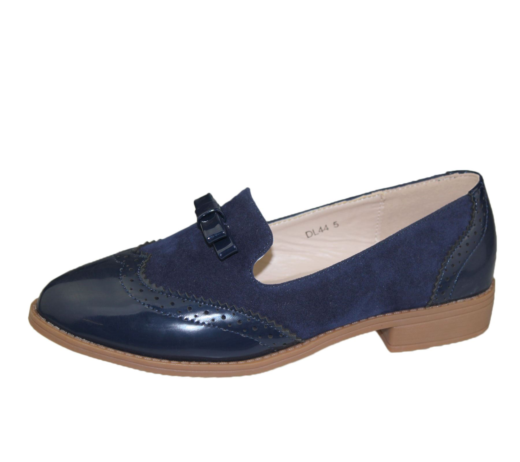 Oxford Womens Shoes Heel