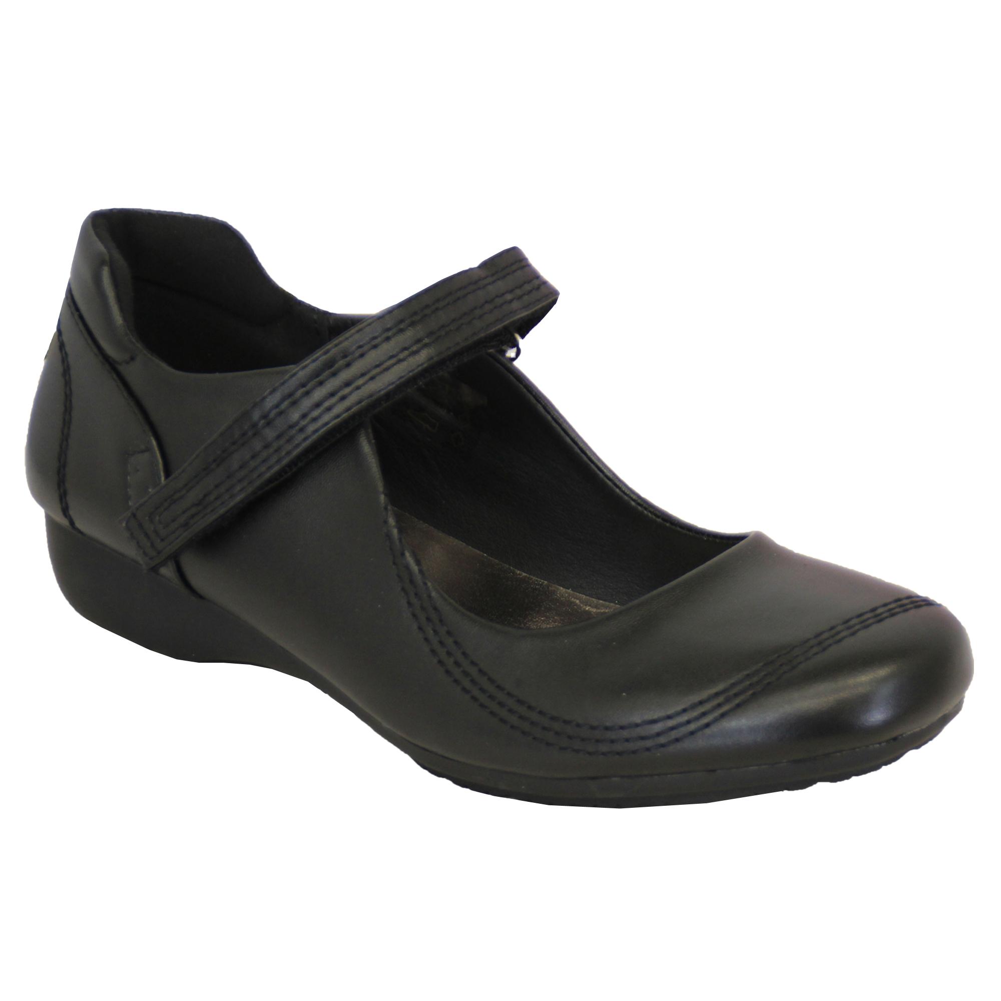 Zapatos de mujer Mujer Piel Sintética Plataforma Escuela Moderno Correa Elegante