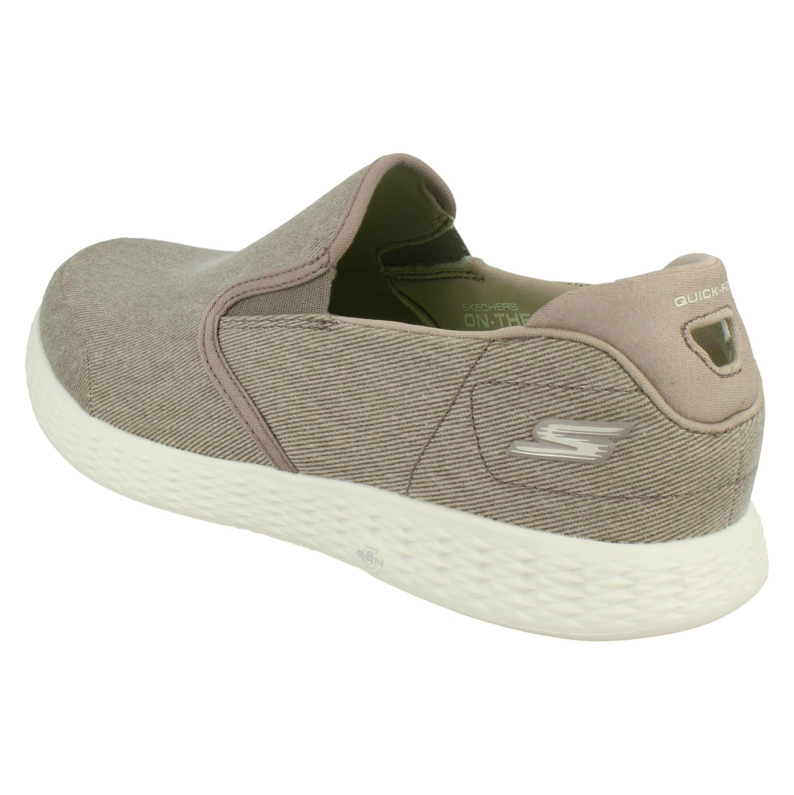 Men-Skechers-On-The-Go-Glide-Victorious-53781-Trainers thumbnail 8