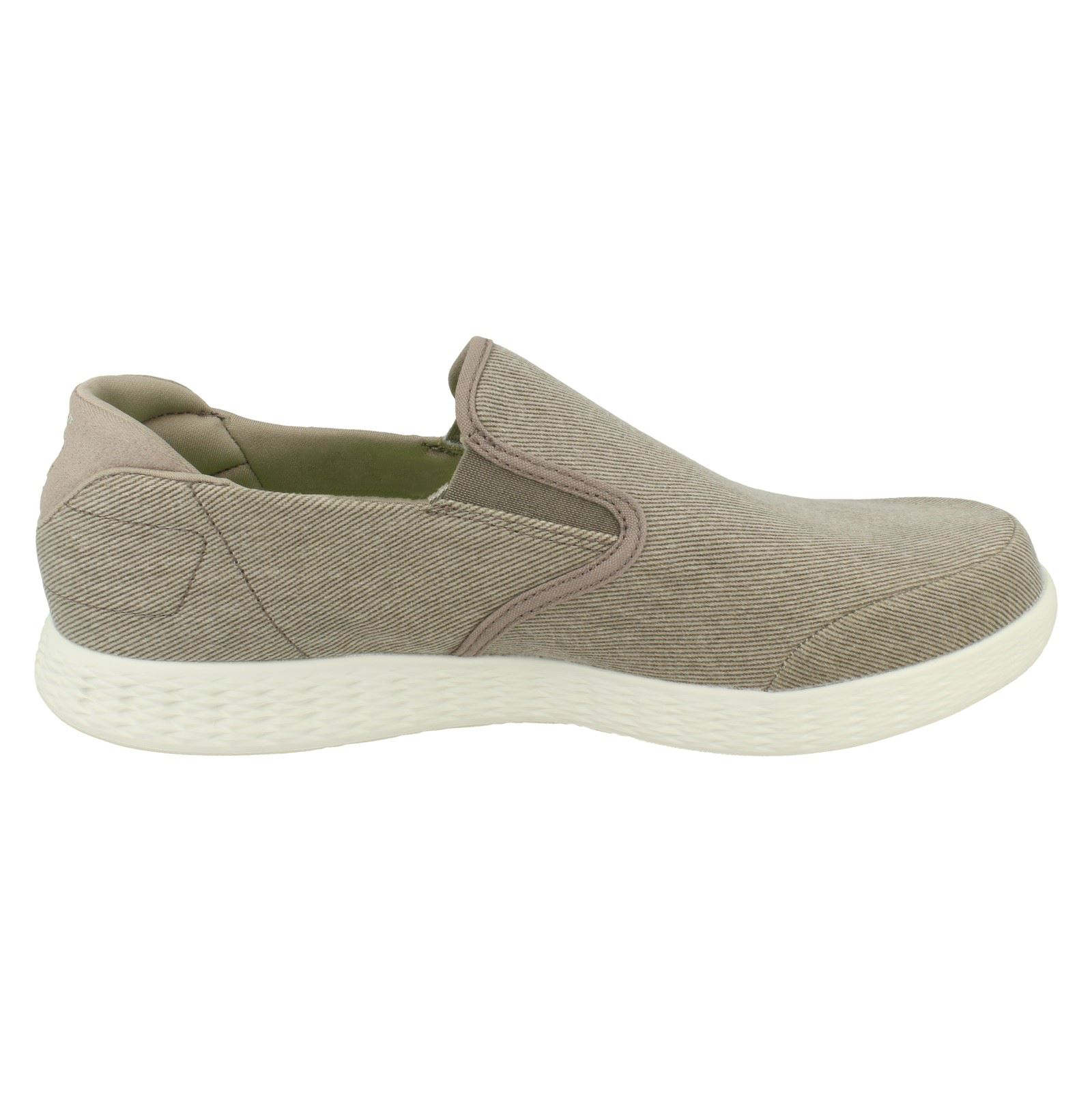 Men-Skechers-On-The-Go-Glide-Victorious-53781-Trainers thumbnail 3