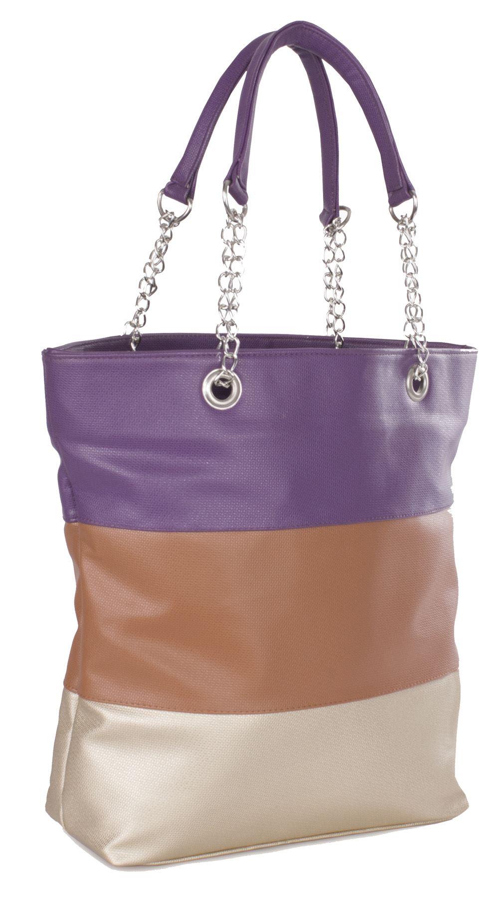 75ee8ed31696 Big Handbag Shop Women Multi Colour Hobo Chain Linked Top .