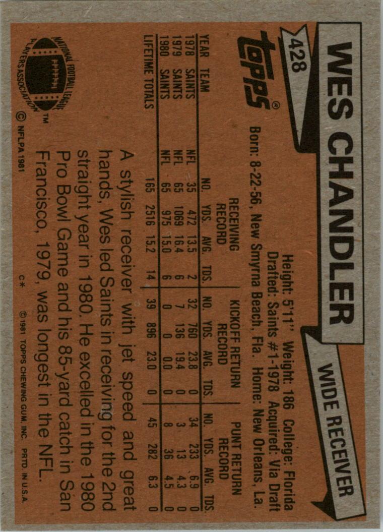 1981-Topps-Futbol-Tarjeta-Recoger-327-527 miniatura 115