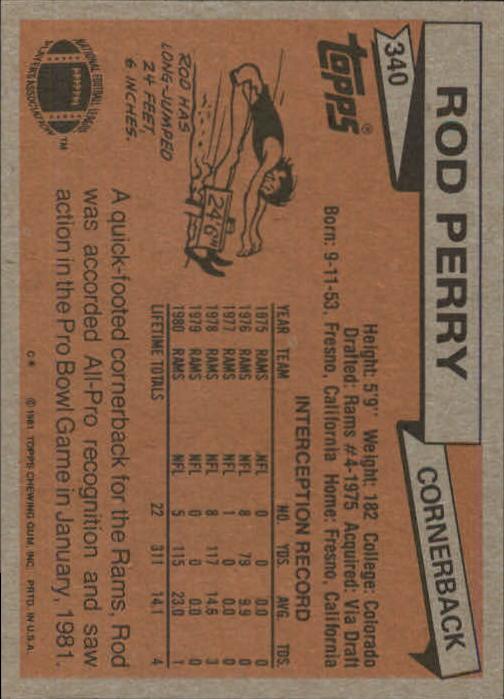 1981-Topps-Futbol-Tarjeta-Recoger-327-527 miniatura 13