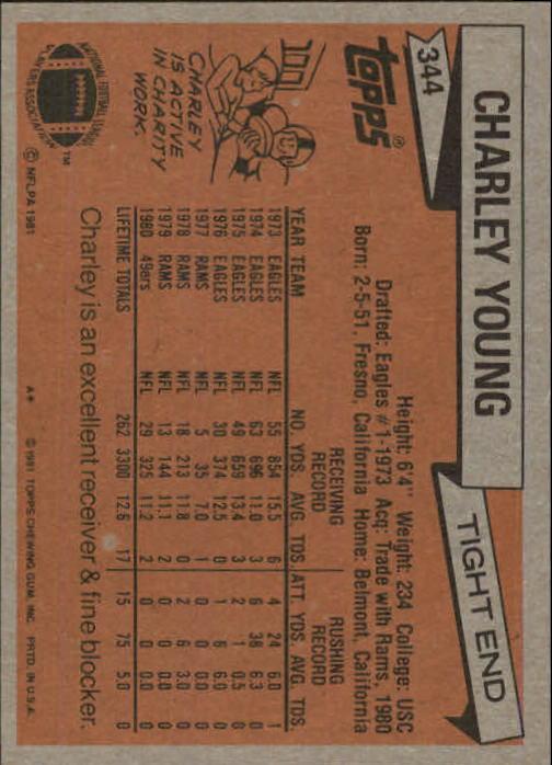 1981-Topps-Futbol-Tarjeta-Recoger-327-527 miniatura 17