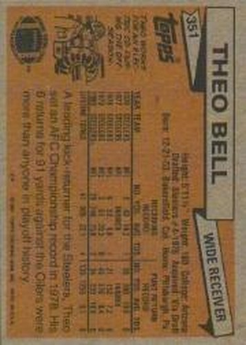 1981-Topps-Futbol-Tarjeta-Recoger-327-527 miniatura 23