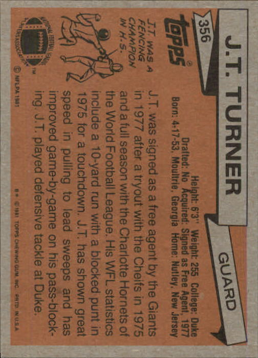 1981-Topps-Futbol-Tarjeta-Recoger-327-527 miniatura 29