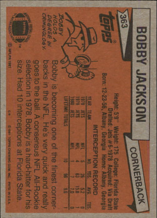 1981-Topps-Futbol-Tarjeta-Recoger-327-527 miniatura 37