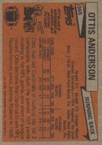 1981-Topps-Futbol-Tarjeta-Recoger-327-527 miniatura 41