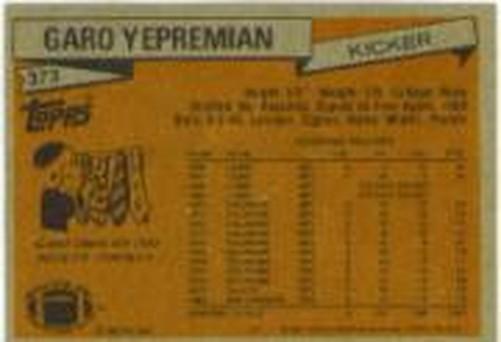 1981-Topps-Futbol-Tarjeta-Recoger-327-527 miniatura 55