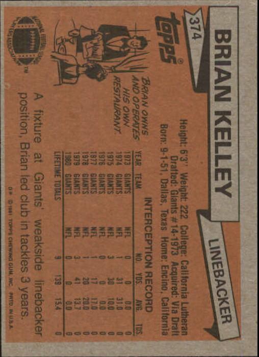 1981-Topps-Futbol-Tarjeta-Recoger-327-527 miniatura 57