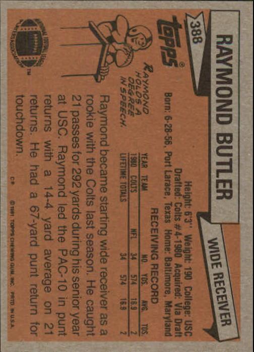 1981-Topps-Futbol-Tarjeta-Recoger-327-527 miniatura 73