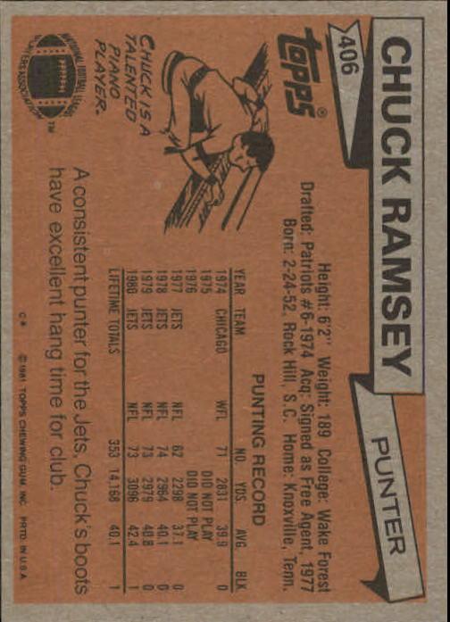 1981-Topps-Futbol-Tarjeta-Recoger-327-527 miniatura 91