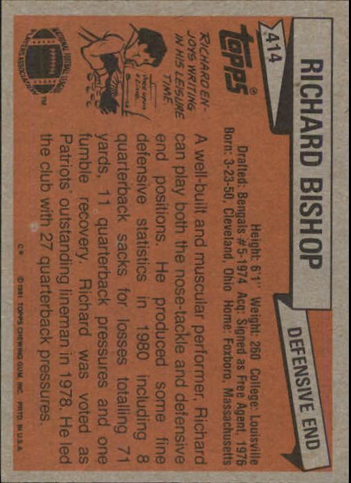 1981-Topps-Futbol-Tarjeta-Recoger-327-527 miniatura 101