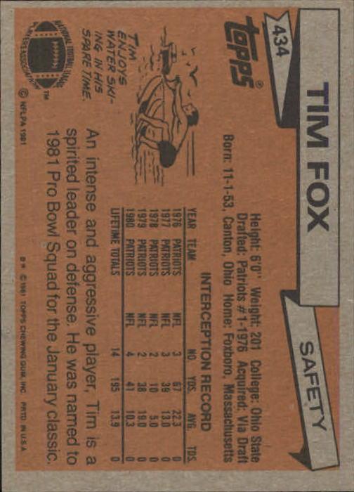 1981-Topps-Futbol-Tarjeta-Recoger-327-527 miniatura 123