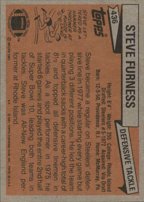 1981-Topps-Futbol-Tarjeta-Recoger-327-527 miniatura 125