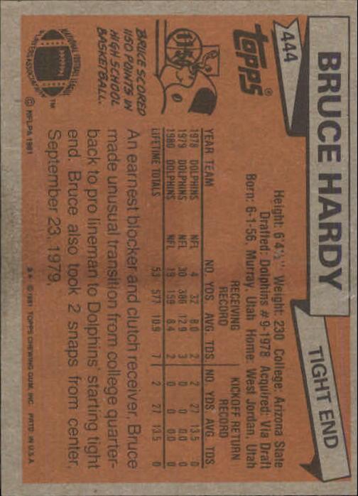 1981-Topps-Futbol-Tarjeta-Recoger-327-527 miniatura 139
