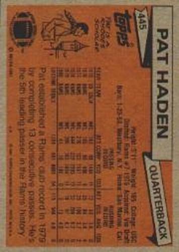 1981-Topps-Futbol-Tarjeta-Recoger-327-527 miniatura 141