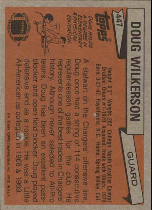1981-Topps-Futbol-Tarjeta-Recoger-327-527 miniatura 145
