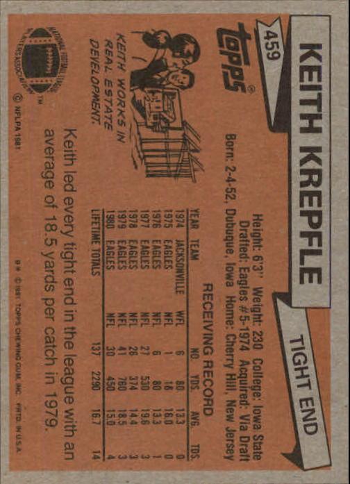 1981-Topps-Futbol-Tarjeta-Recoger-327-527 miniatura 157