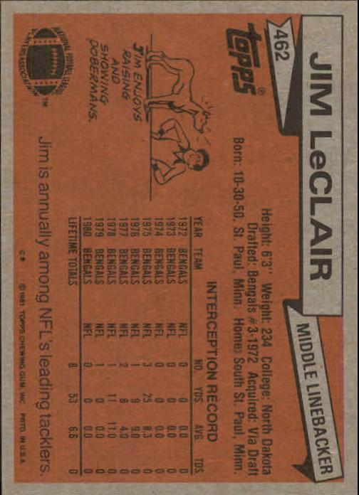 1981-Topps-Futbol-Tarjeta-Recoger-327-527 miniatura 161