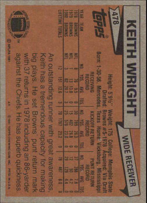 1981-Topps-Futbol-Tarjeta-Recoger-327-527 miniatura 177