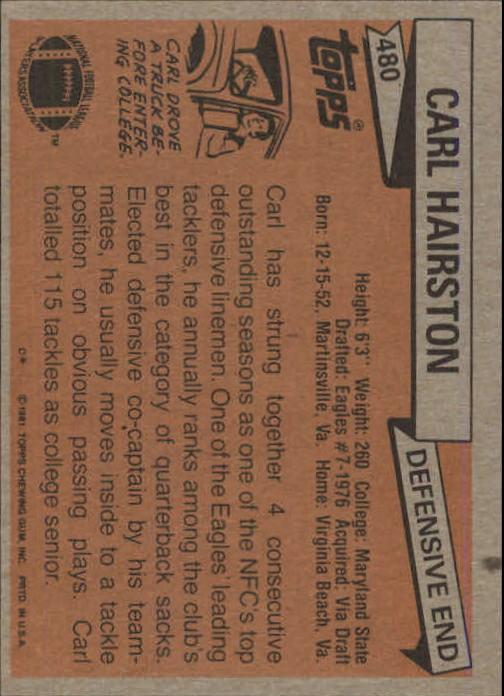 1981-Topps-Futbol-Tarjeta-Recoger-327-527 miniatura 179