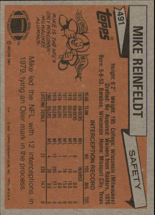 1981-Topps-Futbol-Tarjeta-Recoger-327-527 miniatura 189