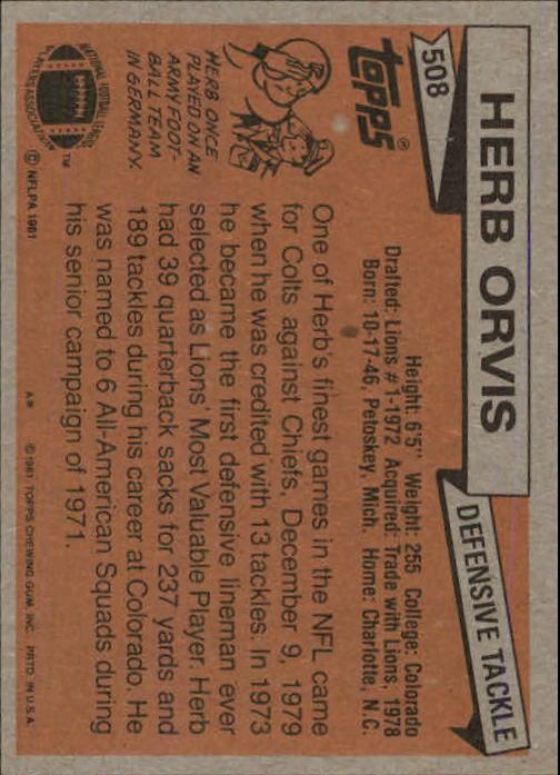 1981-Topps-Futbol-Tarjeta-Recoger-327-527 miniatura 199