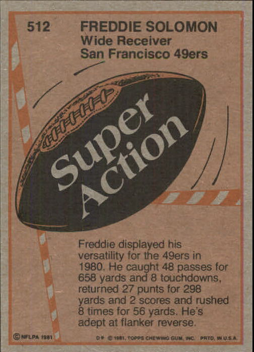1981-Topps-Futbol-Tarjeta-Recoger-327-527 miniatura 205