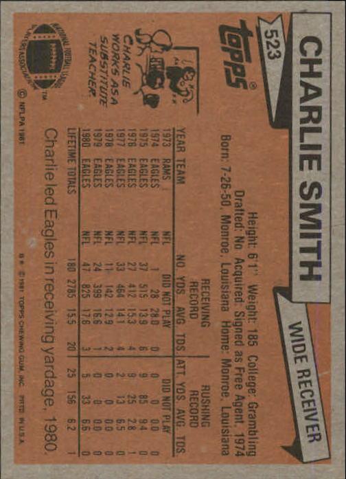 1981-Topps-Futbol-Tarjeta-Recoger-327-527 miniatura 219