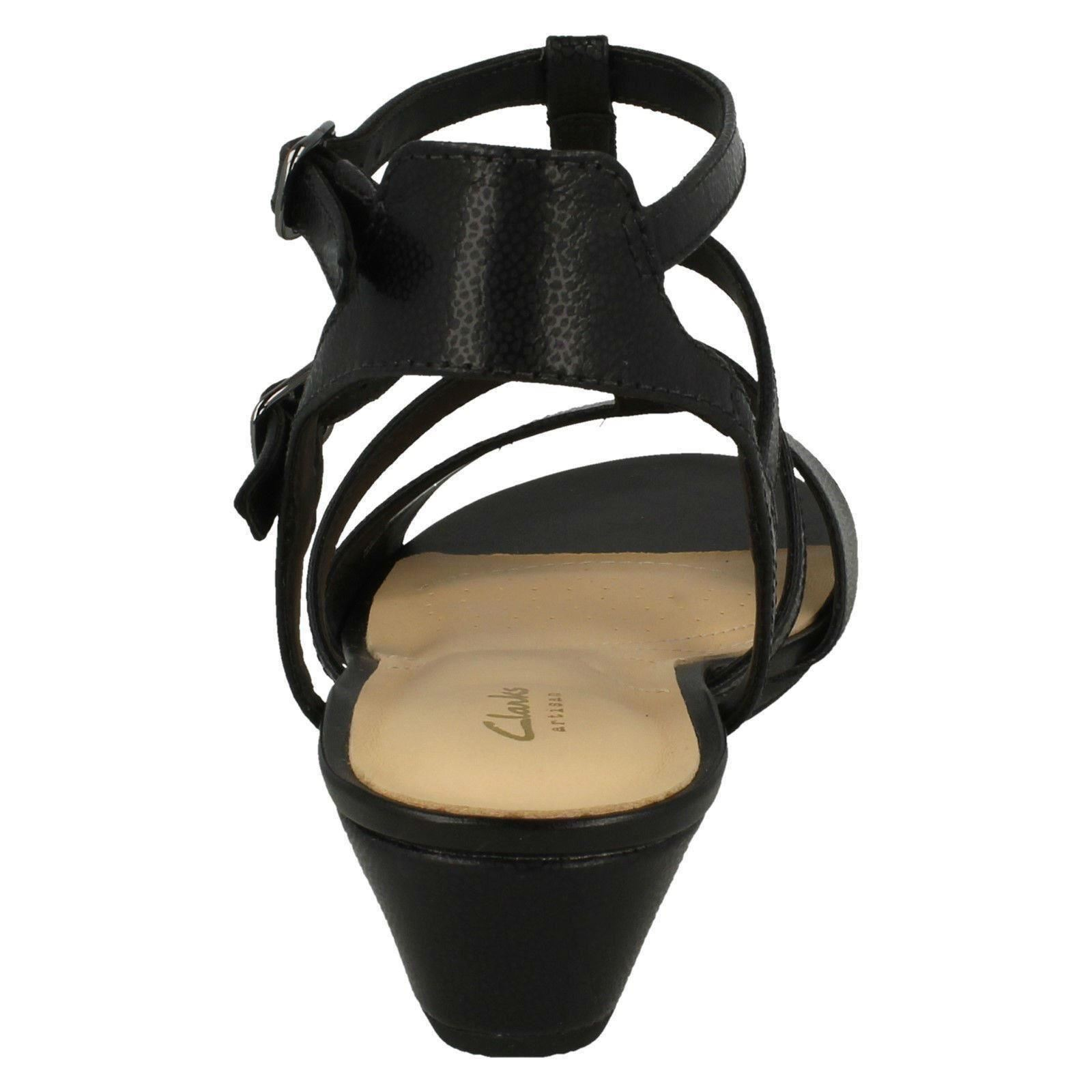 65ee37aaba1c Ladies-Clarks-Parram-Spice-Gladiator-Sandals thumbnail 5