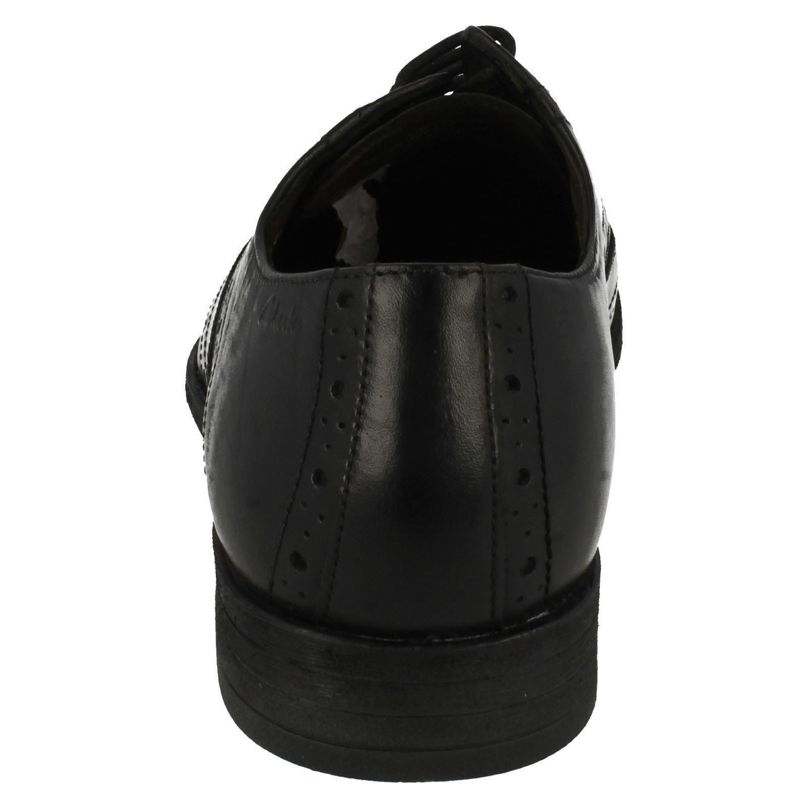 Gráfica Elegante Clarks Limite Zapatos Oxford Hombre PqYUvA