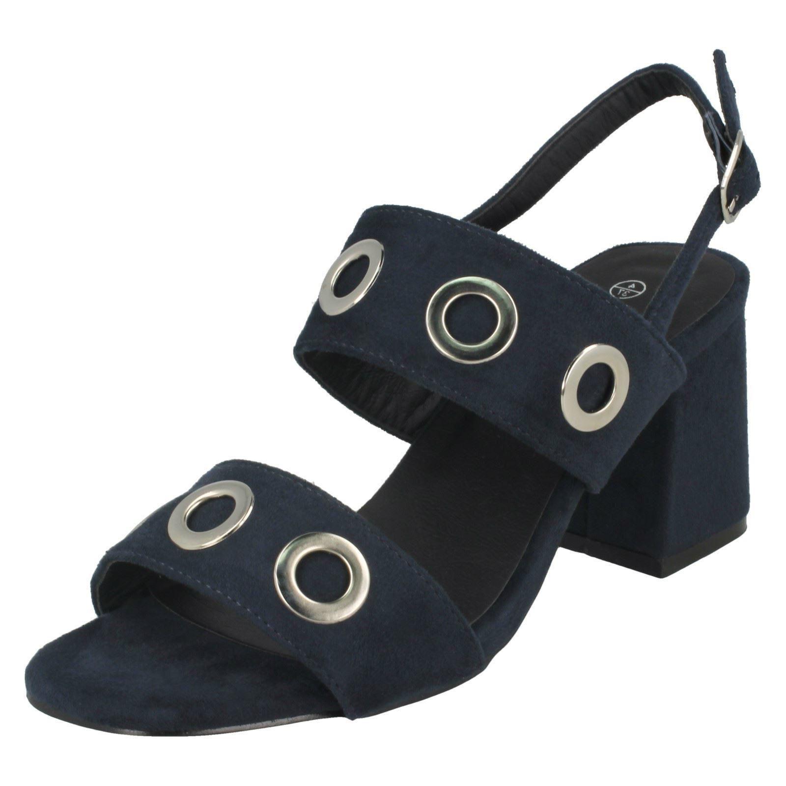Femmes Anne Michelle Habillé Lanière en T Smart Chaussures