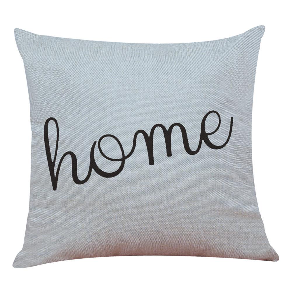 Arredo casa copricuscino semplice geometrico copriletto for Arredo casa amazon