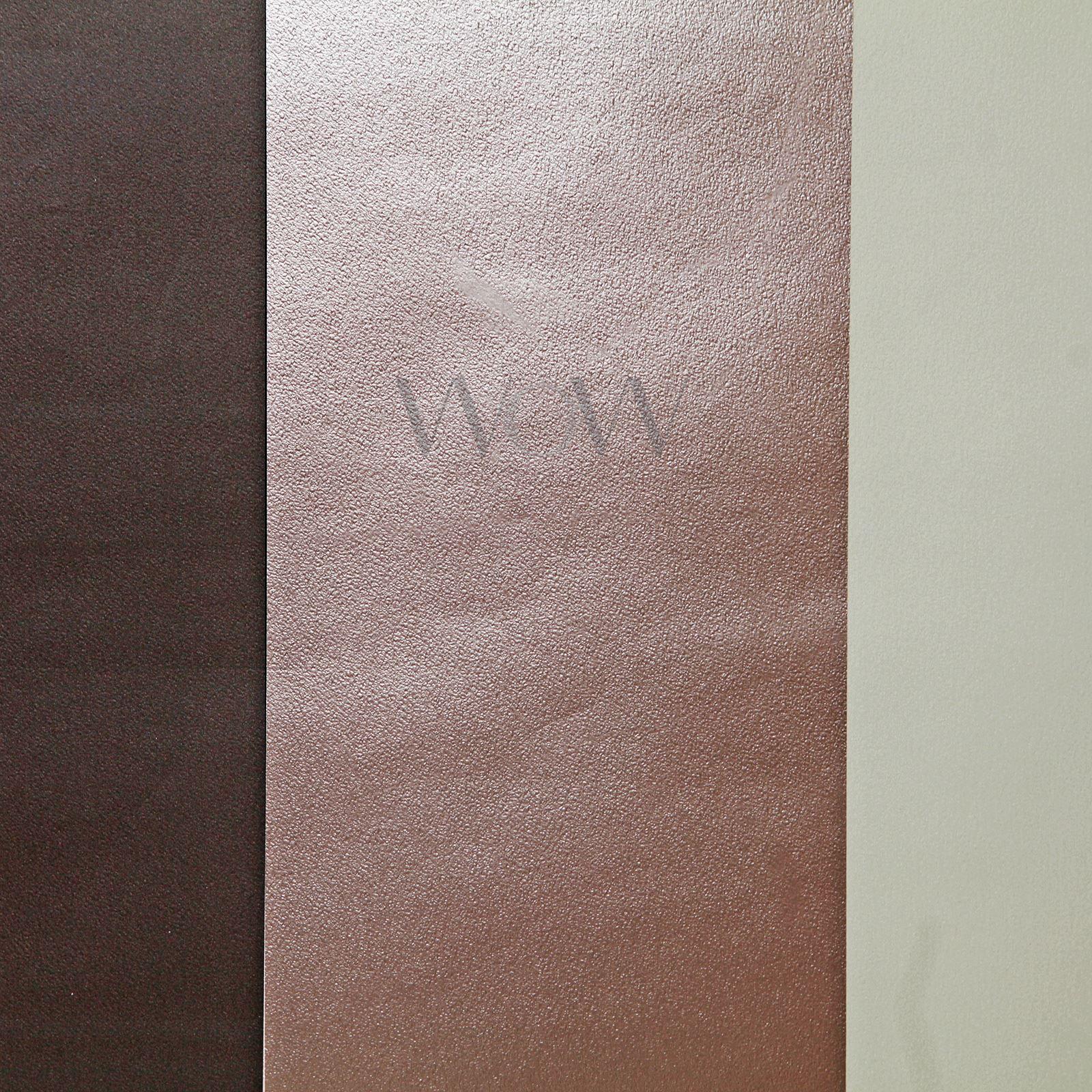 kupfer dunkelgrau tapete glitzer metallisch federn. Black Bedroom Furniture Sets. Home Design Ideas