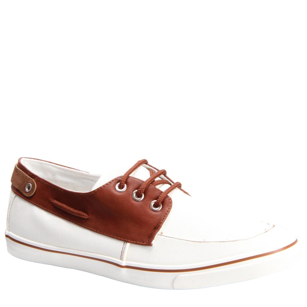 Mens Cloth Boat Shoes