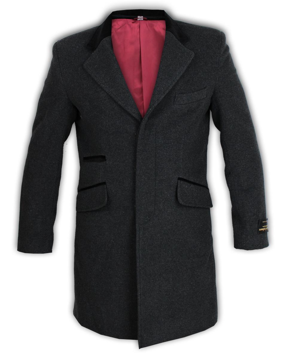herren mantel wolljacke kaschmir freizeit oberbekleidung. Black Bedroom Furniture Sets. Home Design Ideas
