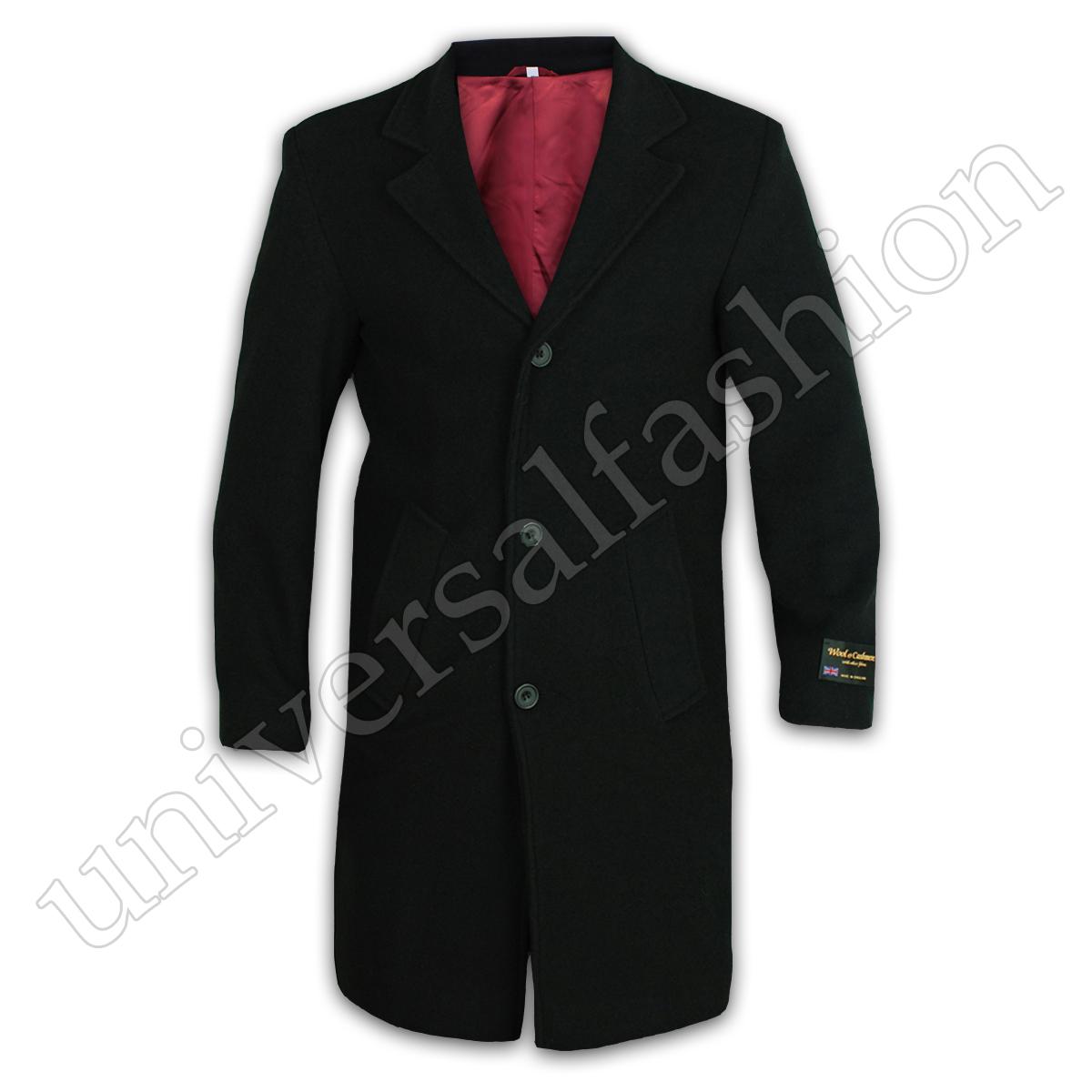 herren wolle kaschmir mantel jacke oberbekleidung. Black Bedroom Furniture Sets. Home Design Ideas